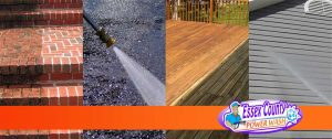 Pressure Wash Service Areas - Essex County Power Wash