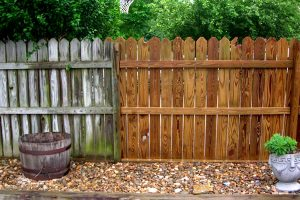 Fence Power Washing - Essex County Power Wash