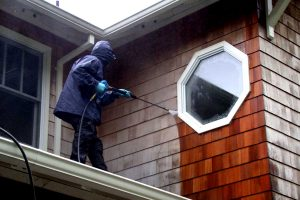 House Power Washing - Essex County Power Wash